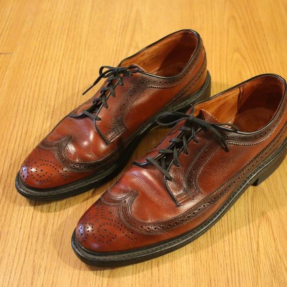 7ef040384e68f British Walker Other - Vintage British Walkers Custom Brown Brogue